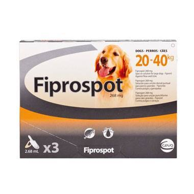 Fiprospot Spot On Large Dog (20-40kg)