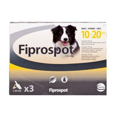 Fiprospot Spot On Medium Dog (10-20kg)