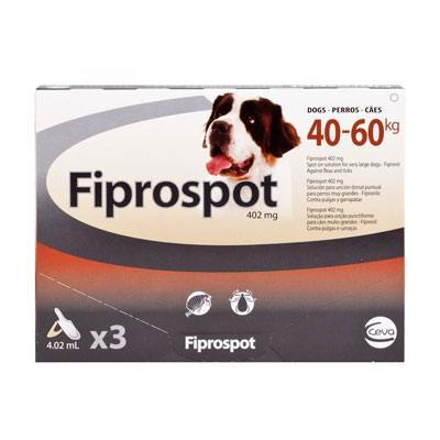 Fiprospot Spot On X-Large Dog (40-60kg)