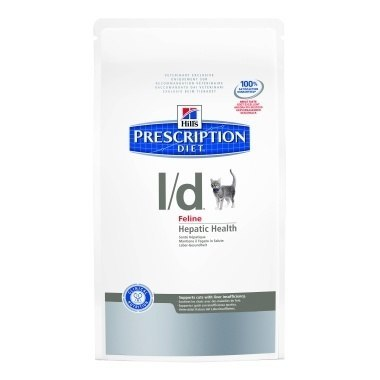 Hills Prescription Diet L/D (hepatic) Feline