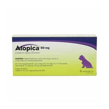 Atopica 50mg