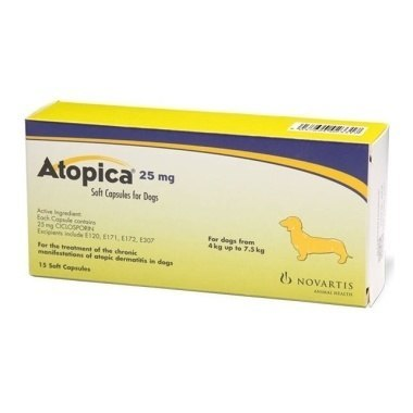 Atopica 25mg