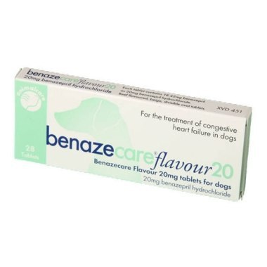 Benazecare Flavour Tablets 20mg