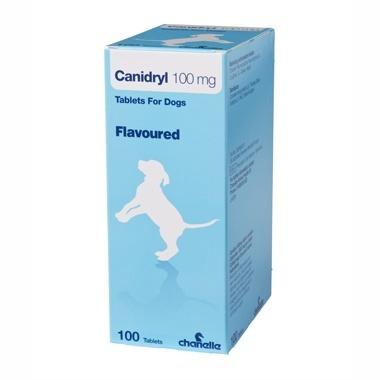Canidryl 100mg