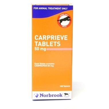 Carprieve Tablets 50mg