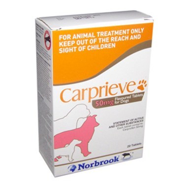 Carprieve Flavoured 50mg