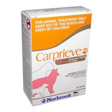 Carprieve Flavoured 50mg
