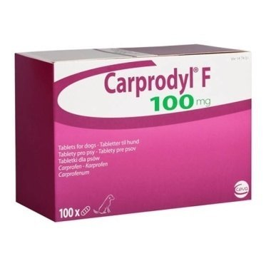 100mg Carprodyl F