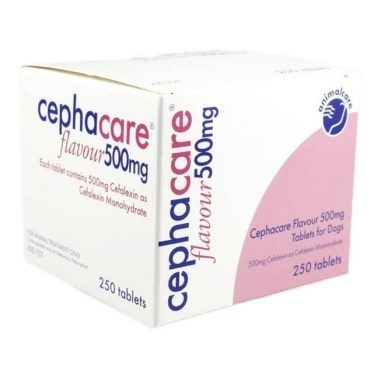 Cephacare 500mg