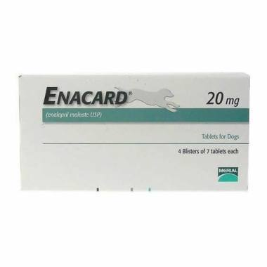 Enacard Tablets 20mg