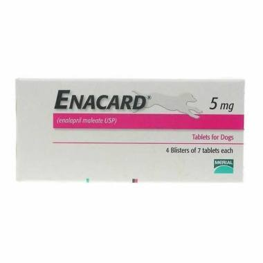 Enacard Tablets 5mg