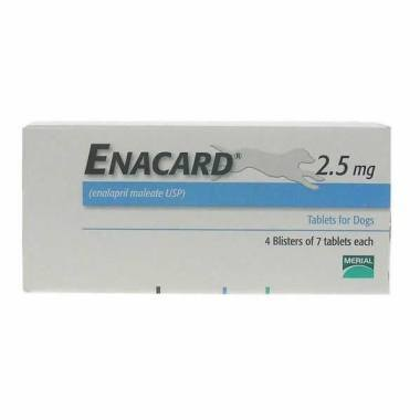 Enacard Tablets 2.5mg