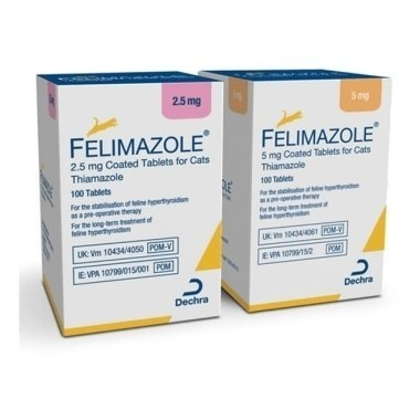 Felimazole Tablets 5mg