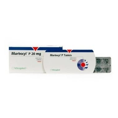 Marbocyl P Tablets 20mg