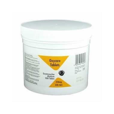Oxycare Tablets 250mg