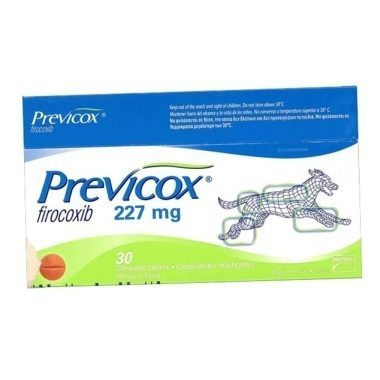 Previcox Chewable Tablets 227mg