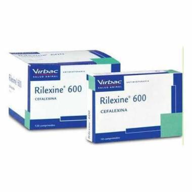 Rilexine Tablets 600mg