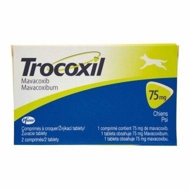 Trocoxil 75mg