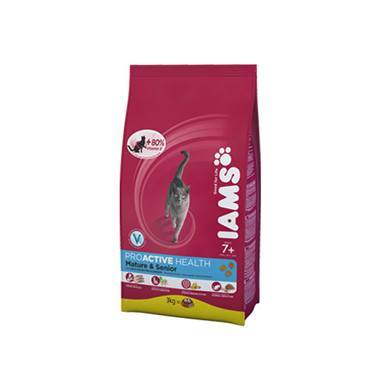 Iams Cat Senior and Mature Ocean Fish