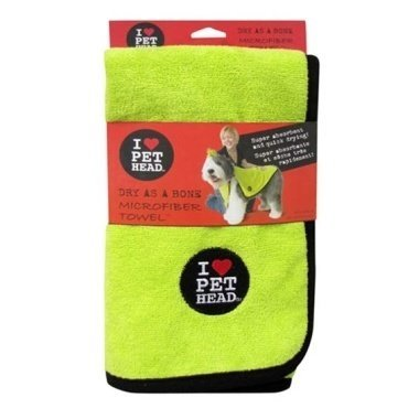 Pet Head Dry as a Bone Microfibre Towel