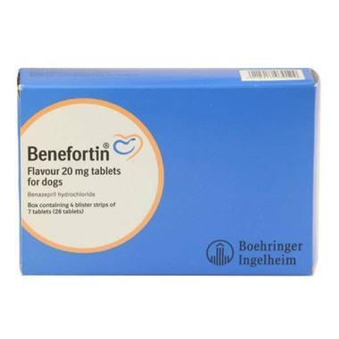 Benefortin Tablets 20mg