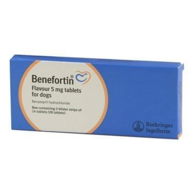 Benefortin Tablets 5mg