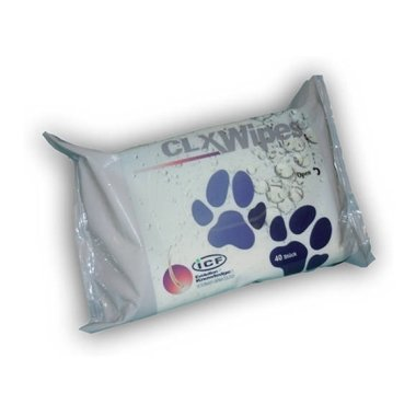 Vetruus CLX Cleansing Wipes