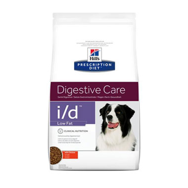 Hill's Prescription Diet I/D Low Fat Canine