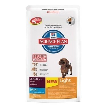 Hills Science Plan Canine Adult Mini Light Chicken