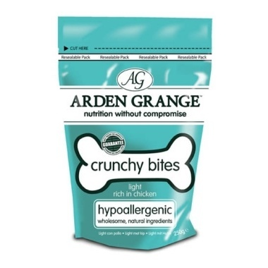 Arden Grange Crunchy Bites Light Dog Treats