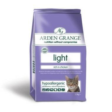 Arden Grange Adult Cat Light Chicken & Rice