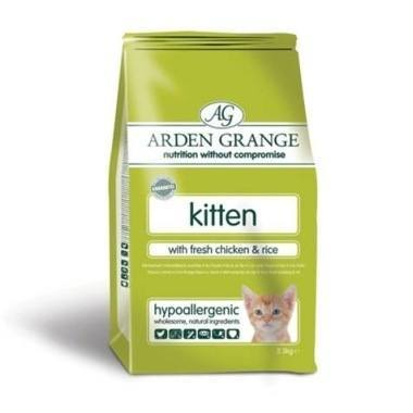 Arden Grange Kitten Chicken & Rice