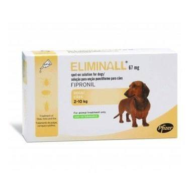 Eliminall Spot-on Small Dog 2-10kg