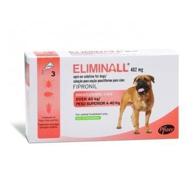Eliminall Spot-on X-Large Dog 40-60kg