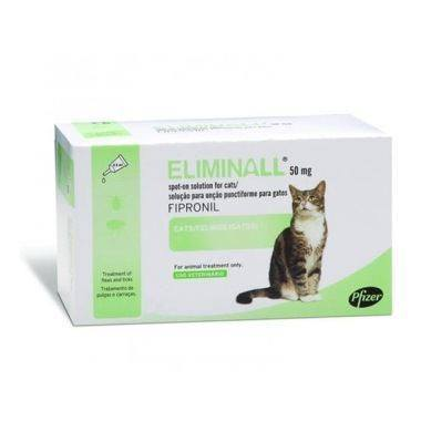 Eliminall Spot-on Cat