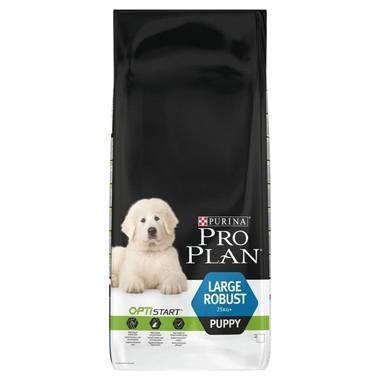 Purina Pro Plan Canine Puppy Large Robust Chicken Dog Food