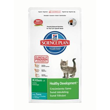 Hills Science Plan Kitten Healthy Development Tuna