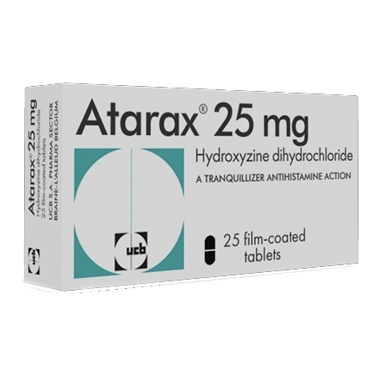 Atarax Tablets 25MG