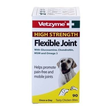 Vetzyme Dog High Strength - Flexible Joints