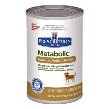 Hills Prescription Diet Canine Metabolic Wet