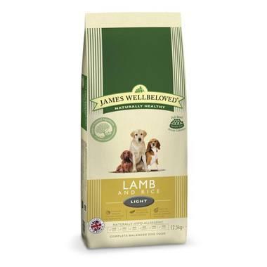 JWB Light Dog Lamb & Rice