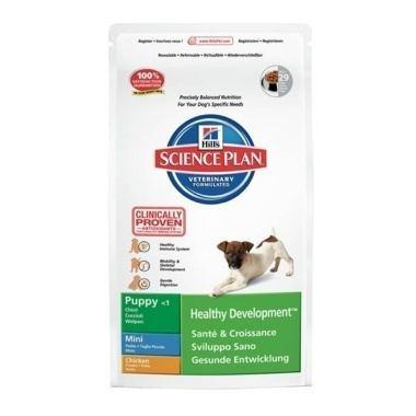 Hill's Science Plan Canine Puppy Healthy Development Mini Chicken