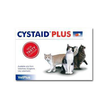 Cystaid Feline Plus 480 Capsules