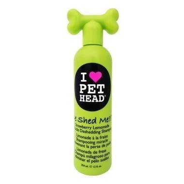 Pet Head De Shed Me Deshedding Dog Shampoo