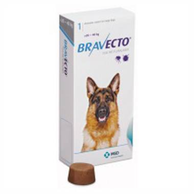 Bravecto Large Dog (20 - 40kg)