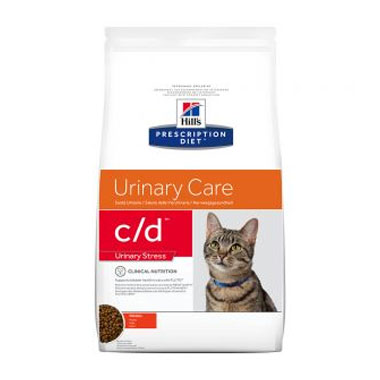 Hill's Prescription Diet C/D Feline Urinary Stress Chicken - Dry