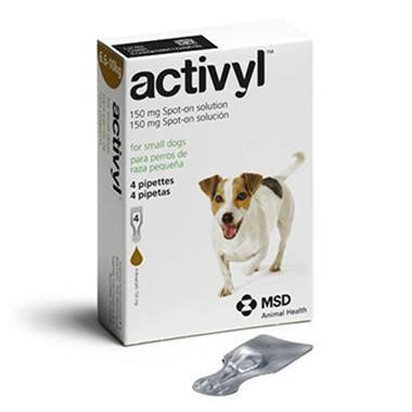 Activyl Spot On Small Dog (6.5kg-10kg)
