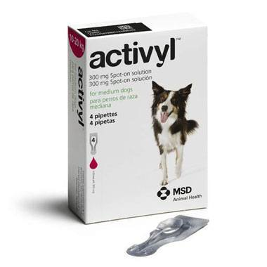 Activyl Spot On Medium Dog (10-20kg)