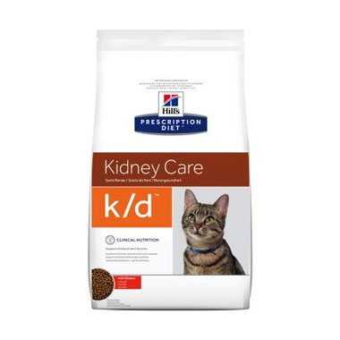 Hills Prescription Diet K/D Feline