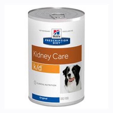 Hills Prescription Diet K/D Canine Wet